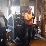Brauerei Maisach - Die älteste Mitarbeiterin