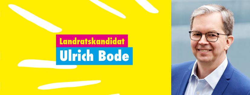 Kommunalwahl 2020 - Ulrich Bode
