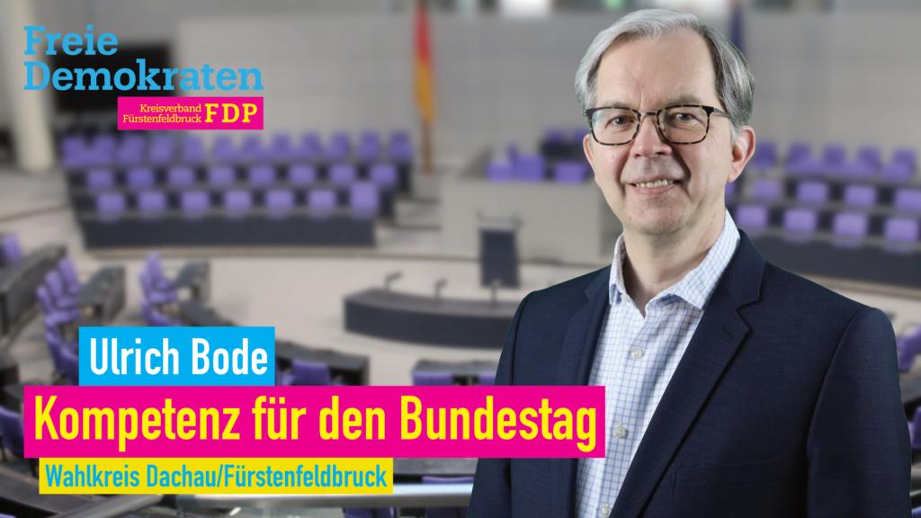 Kompetenz für den Bundestag